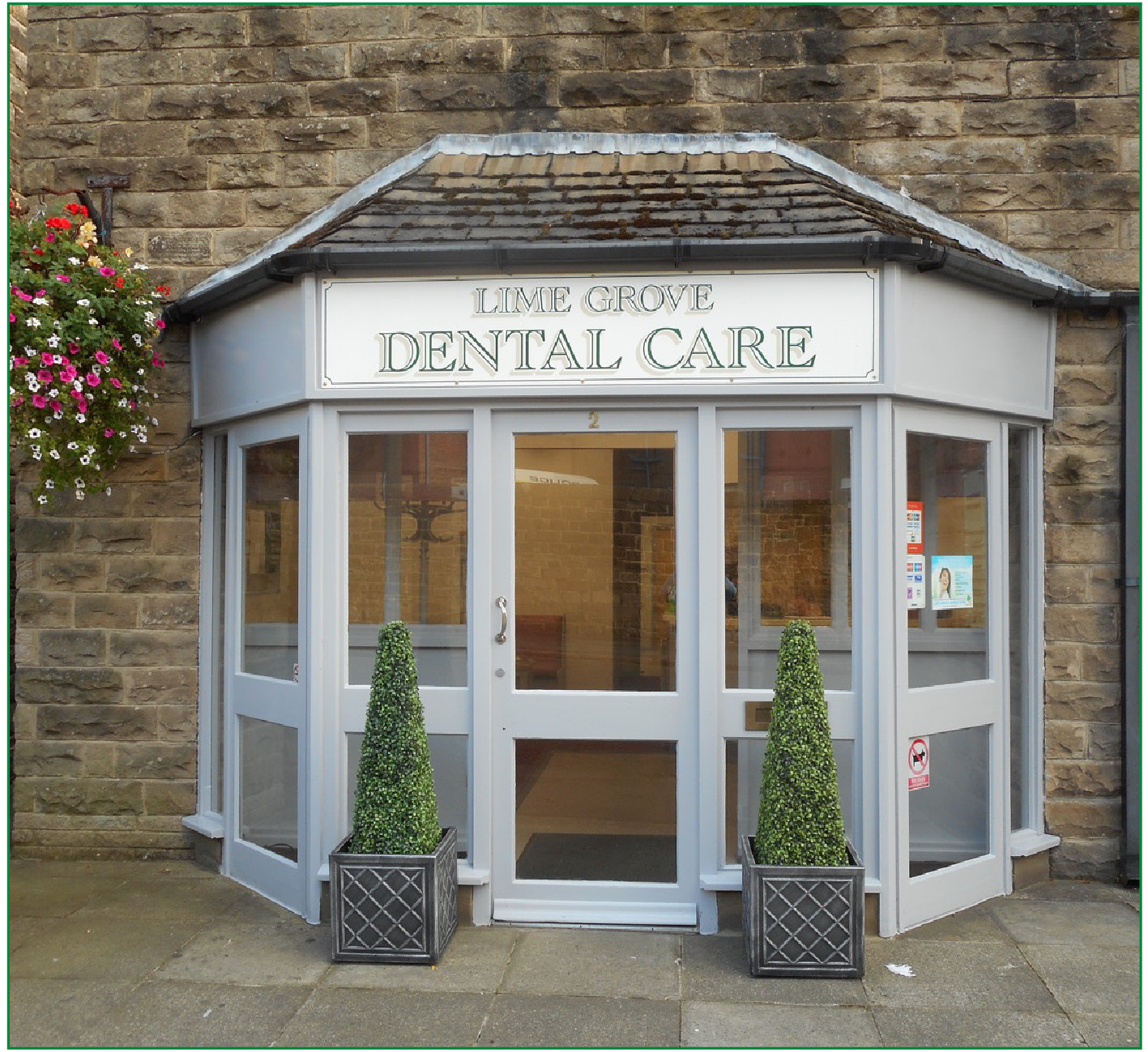 Limegrove Dental Care - Practice Front